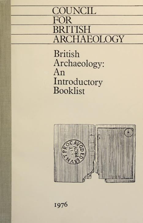 British archaeology by Council for British Archaeology.