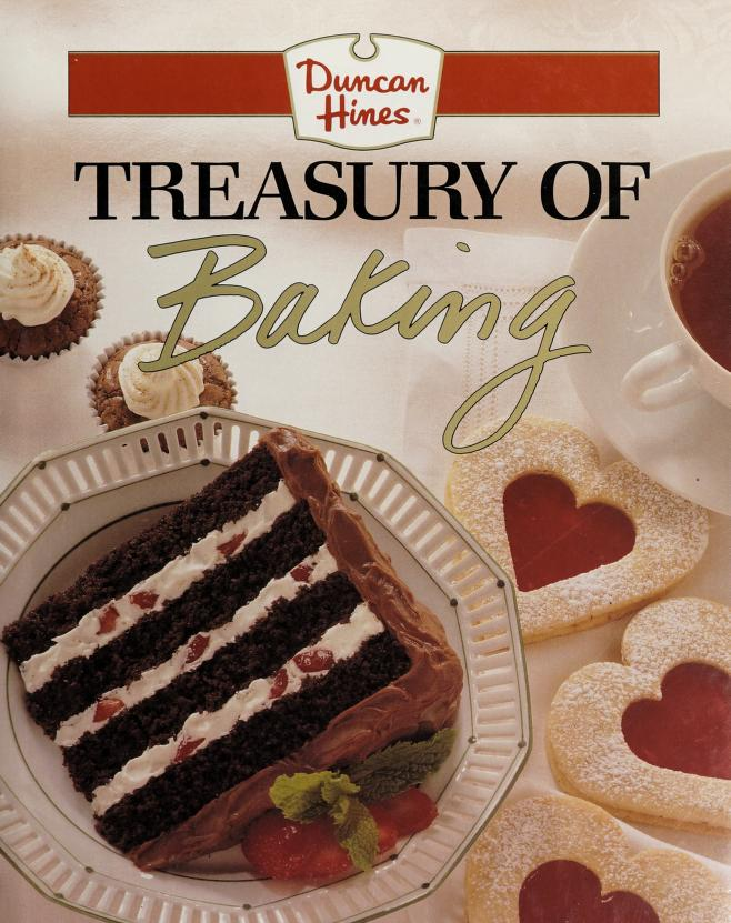 Duncan Hines Treasury of Baking by
