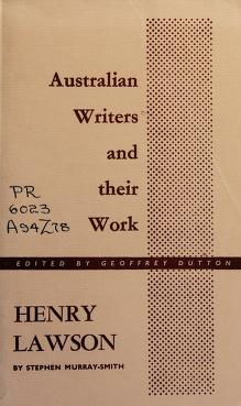 Cover of: Henry Lawson | Stephen Murray-Smith