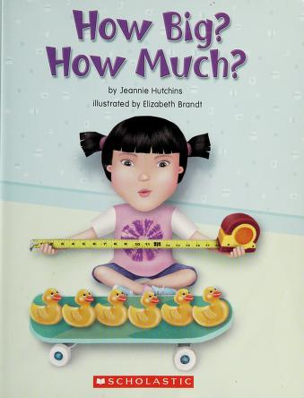 Cover of: How Big? How Much? |