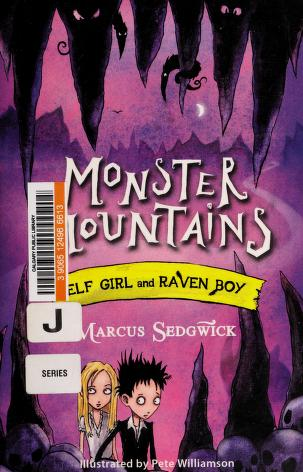 Cover of: Monster mountains   Marcus Sedgwick
